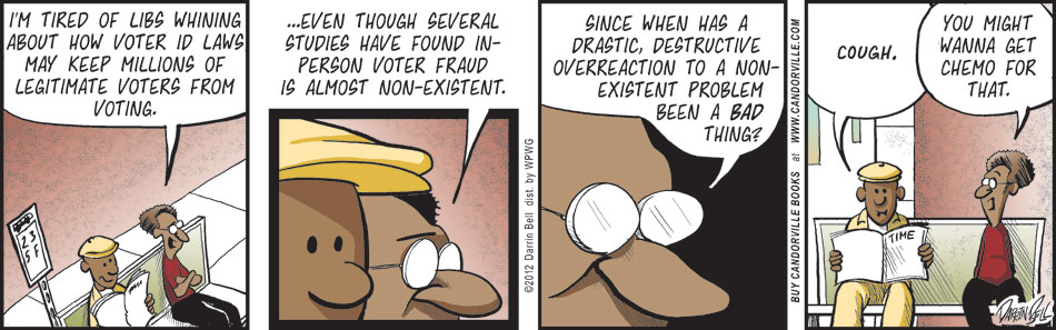 Voter ID, Voter Suppression