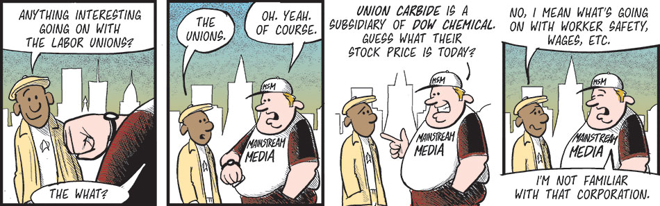The Union Report