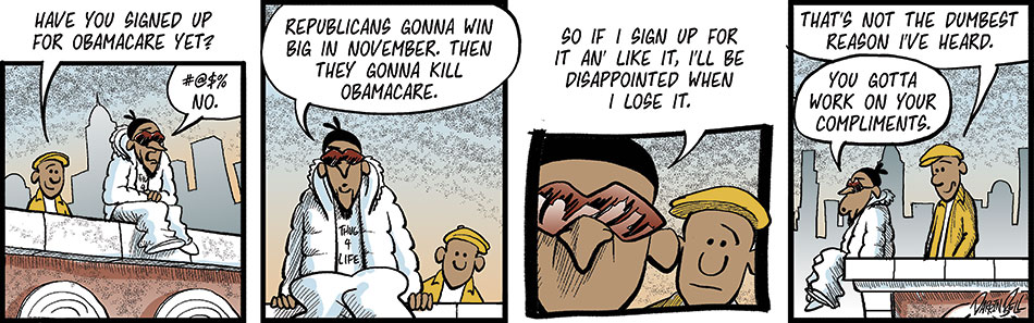 Why Clyde Hasnt Signed Up For Obamacare
