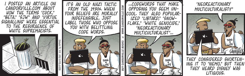 Sjw And Other White Supremacist Code Words
