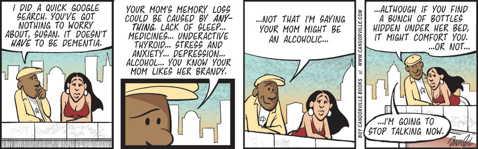 Memory Loss Could Mean Anything