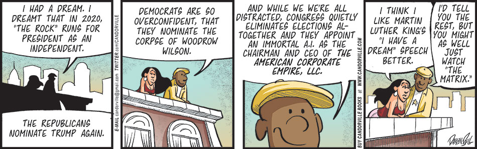 The Elephant in America's Room